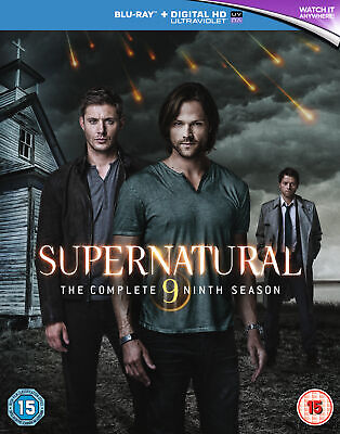 Supernatural - Season 9  (Blu-Ray)