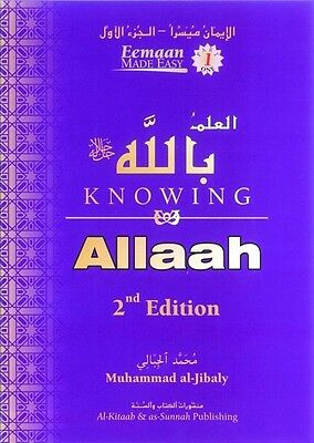 Knowing Allaah (SWT) - PB