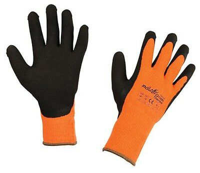 Gloves Winter Gloves Power Grab Power Grab Thermal Orange All Sizes