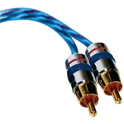 DB LINK EST3Z Elite Soft Touch RCA Stereo Audio Cable (3 ft)