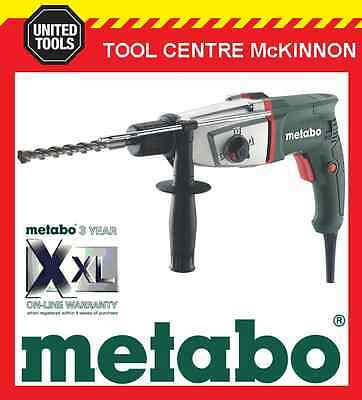 Metabo Khe 2644 800W 3-Mode Sds Plus Electronic Combination Rotary Hammer Drill