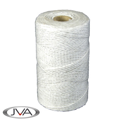 Electric Fence Poliwire / Poly Wire, 2.5mm diameter, 200m roll, White