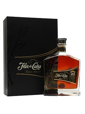 Flor de Cana 25 Year Old Single Estate Rum 700ml