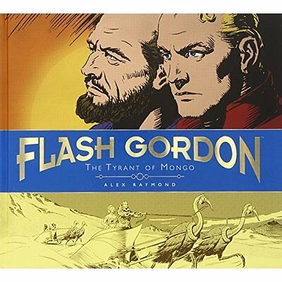 Complete Flash Gordon Library Tyrant Mongo v. 2 Raymond Graphic n. 9780857683793