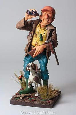 The Hunter Comic Art Figurine Sculpture By Guillermo Forchino