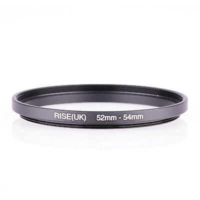 RISE (UK) 52-54MM 52MM- 54MM 52 to 54 Step UP filter Ring Filter Adapter
