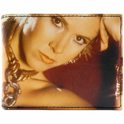 New Official Star Wars Princess Leia Rebel Alliance Brown Id Card Bifold Wallet