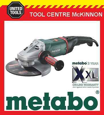 """METABO W24-230 MVTQ 9"""" / 230mm 2400W ANGLE GRINDER (QUICK NUT) – MADE IN GERMANY"""