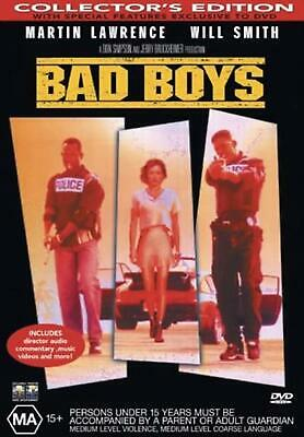 Bad Boys - DVD Region 4 Free Shipping!