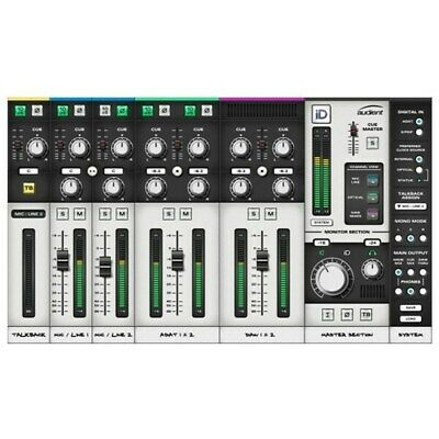Audient iD14 10-In/4-Out High Performance Audio Interface w/ ScrollControl