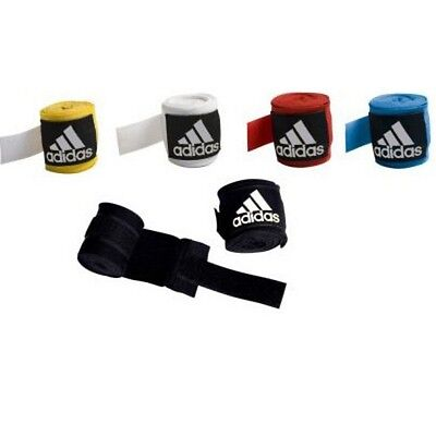 Adidas Boxing Hand Wraps 255cm BNIP. Various colours Available and ABA