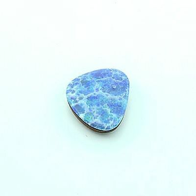 Green and Purple/Blue Opal Doubet 10.8x8.7mm 1.77ct (One of a Kind Stone)