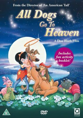 All Dogs Go To Heaven (DVD) (C-U)