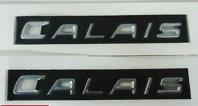 Genuine Holden New Calais door badge set of 2 to suit VY VZ Commodore