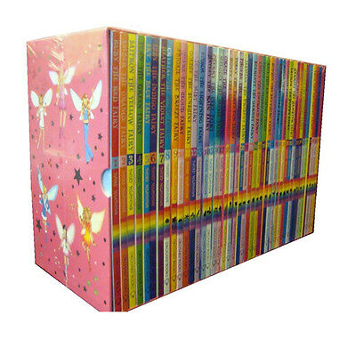 The Ultimate Rainbow Magic Collection 42 Books Set by Orchard