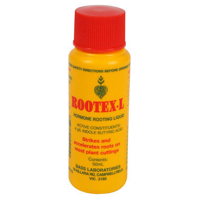 Ozimagic Rootex Hormone Rooting Liquid Hydroponics Roots on Plant Cuttings