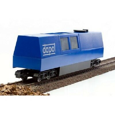 Dapol Motorised OO Gauge DCC Track Cleaner B800