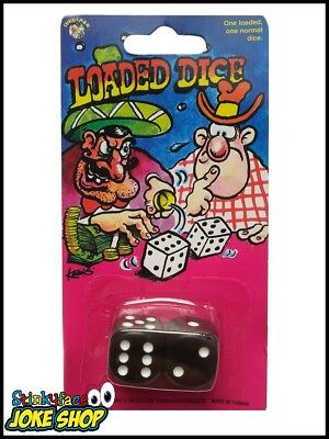 Loaded Dice - Magic Cheating Funny Tricks Evil Jokes