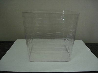 PLASTIC  PROTECTOR for Longaberger Tall Tissue Basket NEW