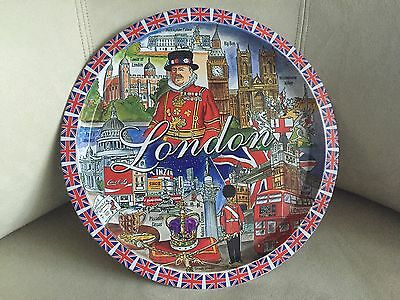 London Sightseeing Bar Tray Great For Man Cave Or Shed