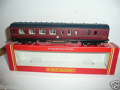 Hornby R443 Ex Lms Br Brake 2Nd  Coach Rare Vgc Boxed