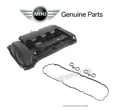 Mini Cooper S JCW r55 r56 r57 r58 r59 Valve Cover Gasket Set New OES