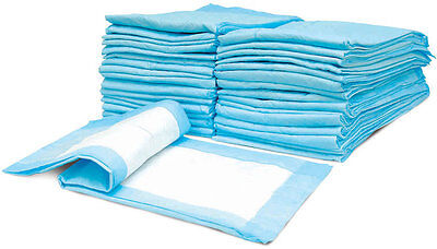 50 - Dog Puppy 23x36 Pet Housebreaking Pad, Pee Training Pads, Underpads