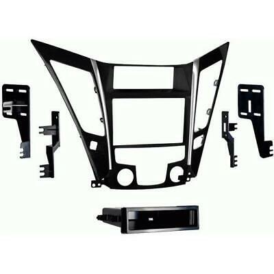 Metra 99-7343 Single/Double DIN Dash Kit for Select 2011 Hyundai Sonata Limited