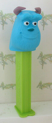 PEZ Monsters Inc. Series - Sulley - MInt on Card