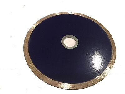"4-1/2"" Diamond Saw Blade Continuous Rim for Cut Tile, Porcelain, Stone,Masonry"