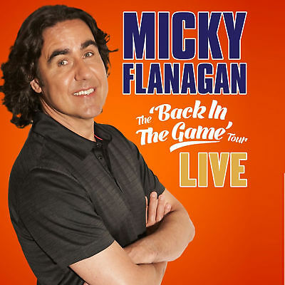 Micky Flanagan - Back In The Game (2 x CD)