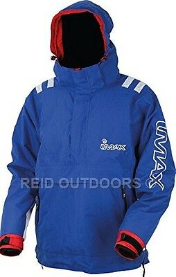 Imax Coast Thermo Smock - Blue - Sizes: S, M, L, XL, XXL, 3XL (Fishing)