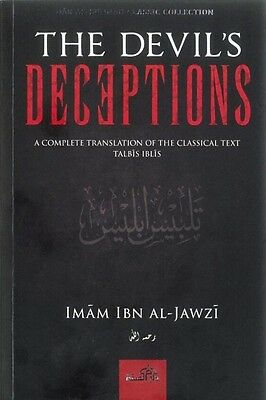 The Devil's Deceptions: Translation of the Classical Text Talbis Iblis (PB)