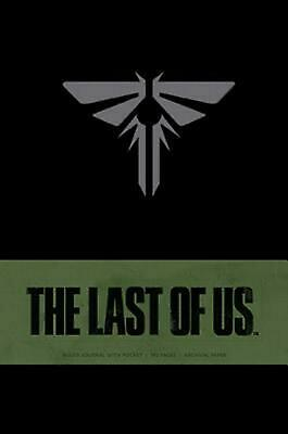 The Last of Us Hardcover Ruled Journal by .. Naughty Dog (English) Hardcover Boo