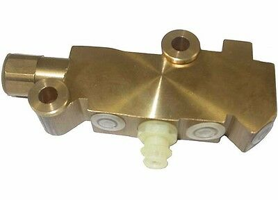 Big End Products 20005 Disc Brake Brake Proportion Valve Conversions Brass