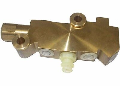 Big End Products 20007 Disc Drum Brake Brake Proportion Valve Conversions Brass