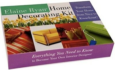 Elaine Ryan Home Decorating Kit: Transform Your Home From Nice to Knockout!