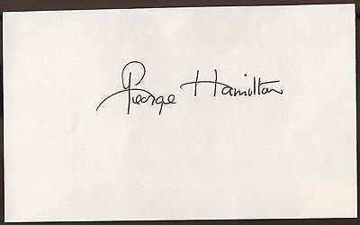 Mel Torme Signed Index Card Signature Autographed Vintage Auto Excellent Quality In