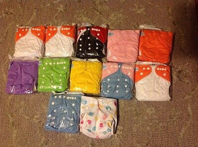 Smart snugs pocket diapers (cloth diapers)