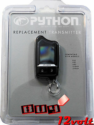 Python 7754P Responder LC3 SST Remote Control Replacement Transmitter