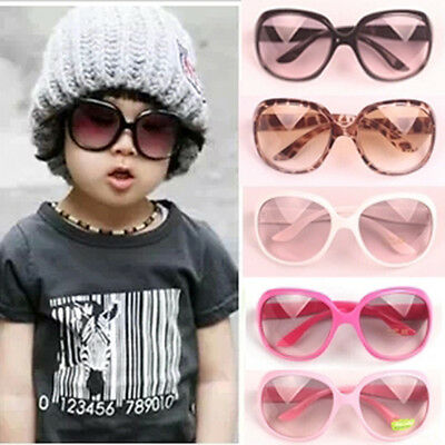 New Fashion Stylish Baby Boys Girls Kids Child Sunglasses Eyewear Gift