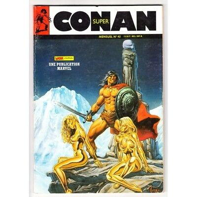 Conan Super (MON Journal) N° 42 - Comics Marvel