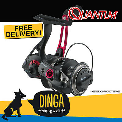 Quantum Smoke Speed Freak SL30 XPTIA Spinning Reel