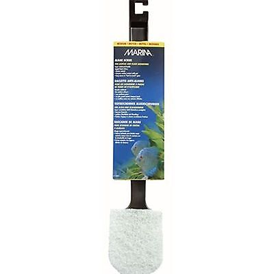 ALGAE SCRUB Makes tank cleaning easy without scratching