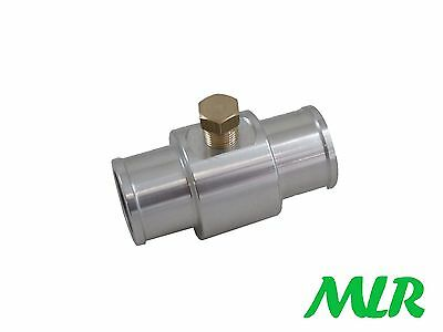 25Mm Coolant Water Temperature Gauge Hose Adaptor Insert 1/8Npt Mlr.ato