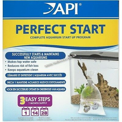 API Fish Tank Aquarium Perfect Start