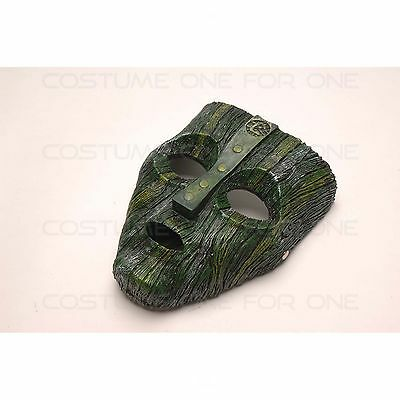 "Jim Carrey ""THE MASK"" Loki Mask *One-Size*"