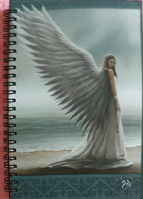 Spirit Guide fairy journal note book writing diary almanac ledger Anne stokes