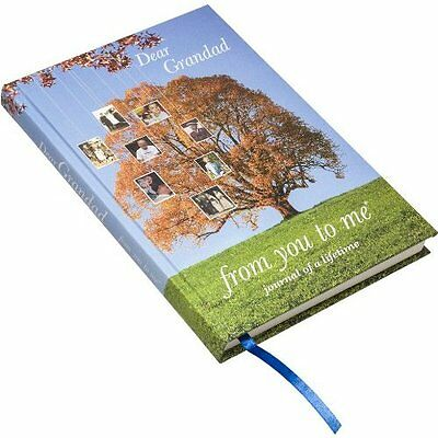 Dear Grandad from you to me Limited HB 9781907048036