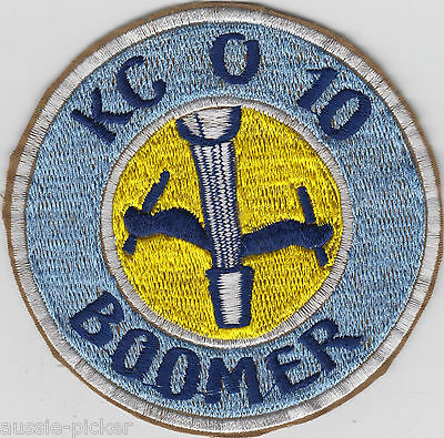 USAF KC-10 Extender Boomer Patch  Aerial Refueling
